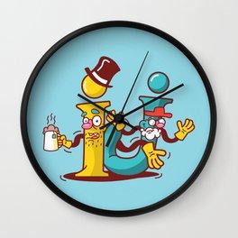 Í.J. Wall Clock