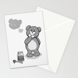 Critter Alliance - Teddy Day Trip Stationery Cards