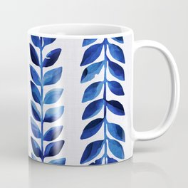 Tropical Indigo Coffee Mug