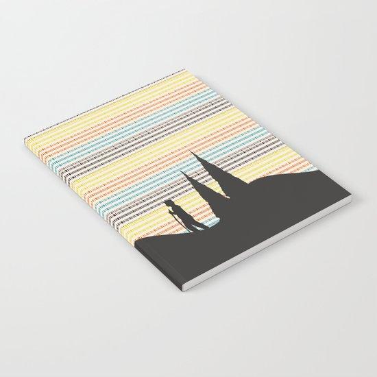 Finding Oneself Notebook