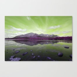 The Unseen Canvas Print