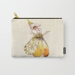 Aurorafalter butterfly Carry-All Pouch