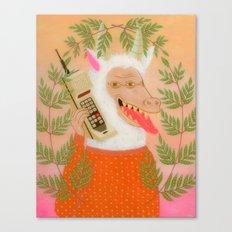 Bennett Canvas Print