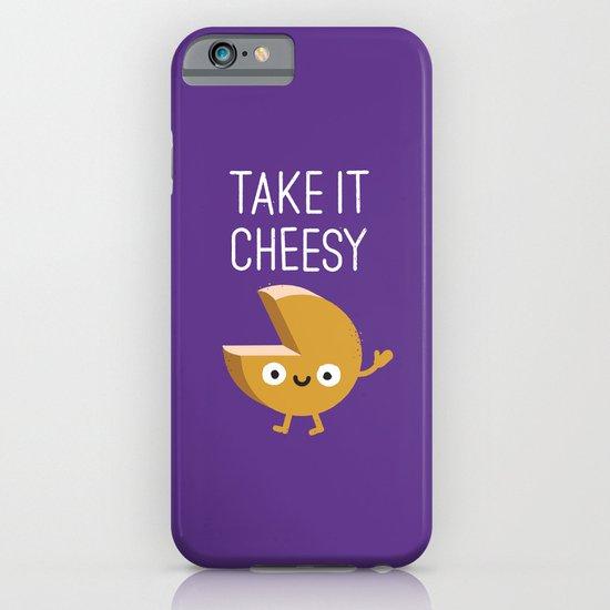 Gouda Bye iPhone & iPod Case