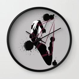 Mitsuki - Beautiful Moon Wall Clock