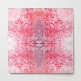 Pink Profusion Metal Print