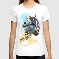 phil jones T-shirts featuring Phil Coulson by Page Branson