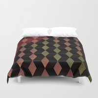 cosmic Duvet Covers featuring Cosmic by Susan Marie