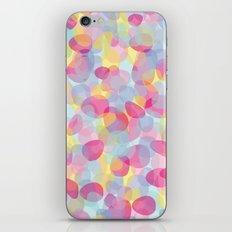 Pebbles Pink iPhone & iPod Skin