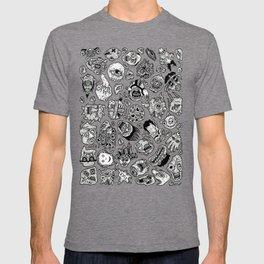 heaps of heads T-shirt