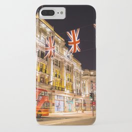 Regent Street London iPhone Case