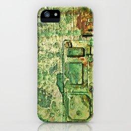 Electronic Integration II iPhone Case