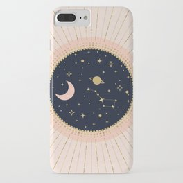 Love in Space iPhone Case