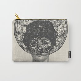 Clockwork Carry-All Pouch