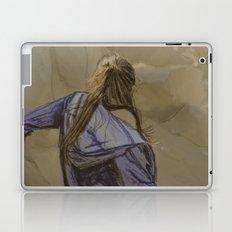 Hiking in the Desert Laptop & iPad Skin