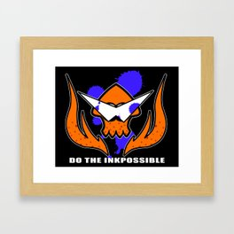 Do the Inkpossible Framed Art Print