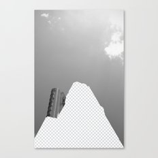 Vacant Architecture Canvas Print