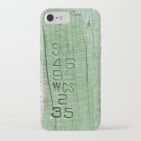code iPhone & iPod Cases featuring Code  by Ethna Gillespie