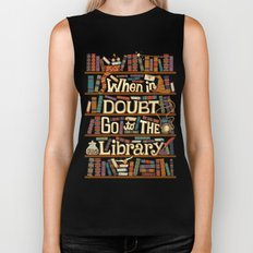 Go to the library Biker Tank
