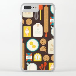 Cookie Party Clear iPhone Case