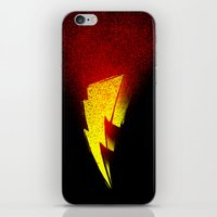power rangers iPhone & iPod Skins featuring power rangers by barmalisiRTB