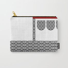 Ethnic design Carry-All Pouch