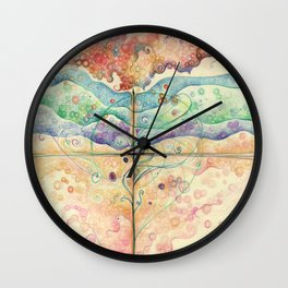 Where everything is music Wall Clock