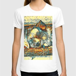 AnimalArt_Dog_20170906_by_JAMColorsSpecial T-shirt
