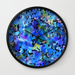 Laguna Beach Tide Pool Wall Clock