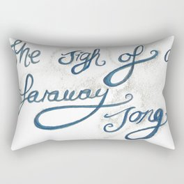In my life Rectangular Pillow