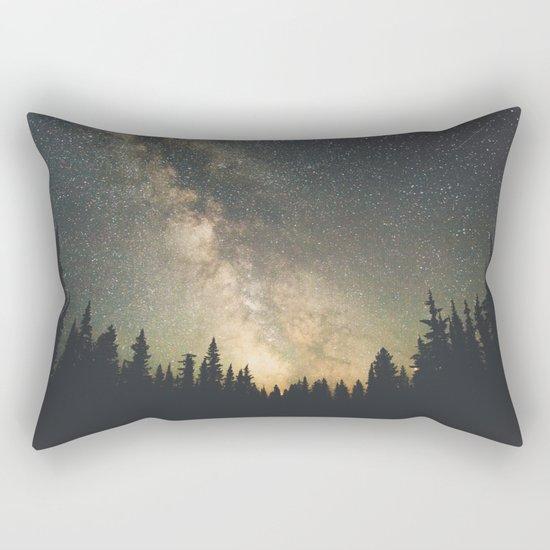 Galaxy IV Rectangular Pillow