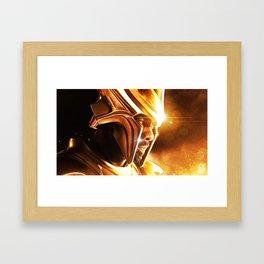 Heimdall Framed Art Print