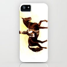 Horses and People No.2 Slim Case iPhone (5, 5s)