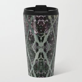 Oregon fall geometry VI Travel Mug