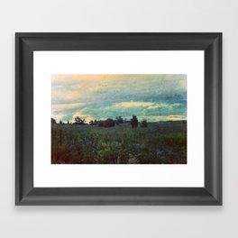 Dream a While Framed Art Print
