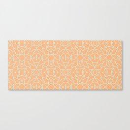 Dry Salmon Canvas Print