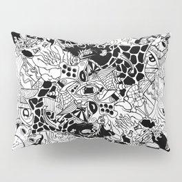 Meditate on Lovecraft Pillow Sham