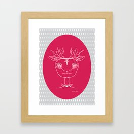 Cherry Dear II Framed Art Print