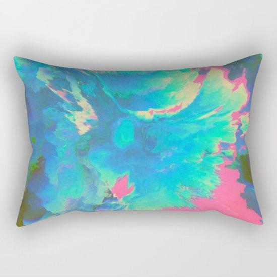 Feel Like This Rectangular Pillow