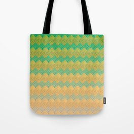 Paranoia Pattern Tote Bag