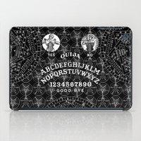 ouija iPad Cases featuring OUIJA by DIVIDUS DESIGN STUDIO