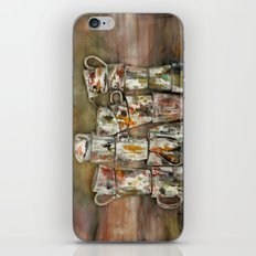 for washing dishes ! iPhone & iPod Skin