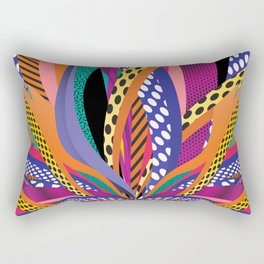 Leave a Trace Rectangular Pillow