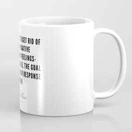 36  | Mel Robbins Quotes | 190802 Coffee Mug