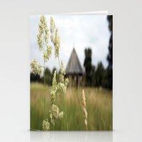 farm Stationery Cards featuring Farm by ANArt