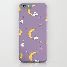 Usagi Tsukino Sheet Duvet - Sailor Moon Bunnies iPhone Case