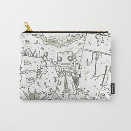 Junk Carry-All Pouch
