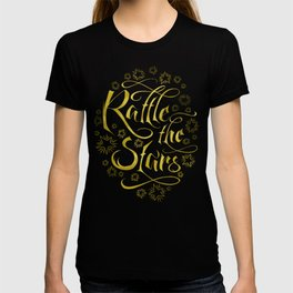 Rattle the Stars (White) T-shirt