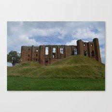 Castle Ruin Canvas Print
