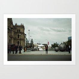 City trip II. Art Print